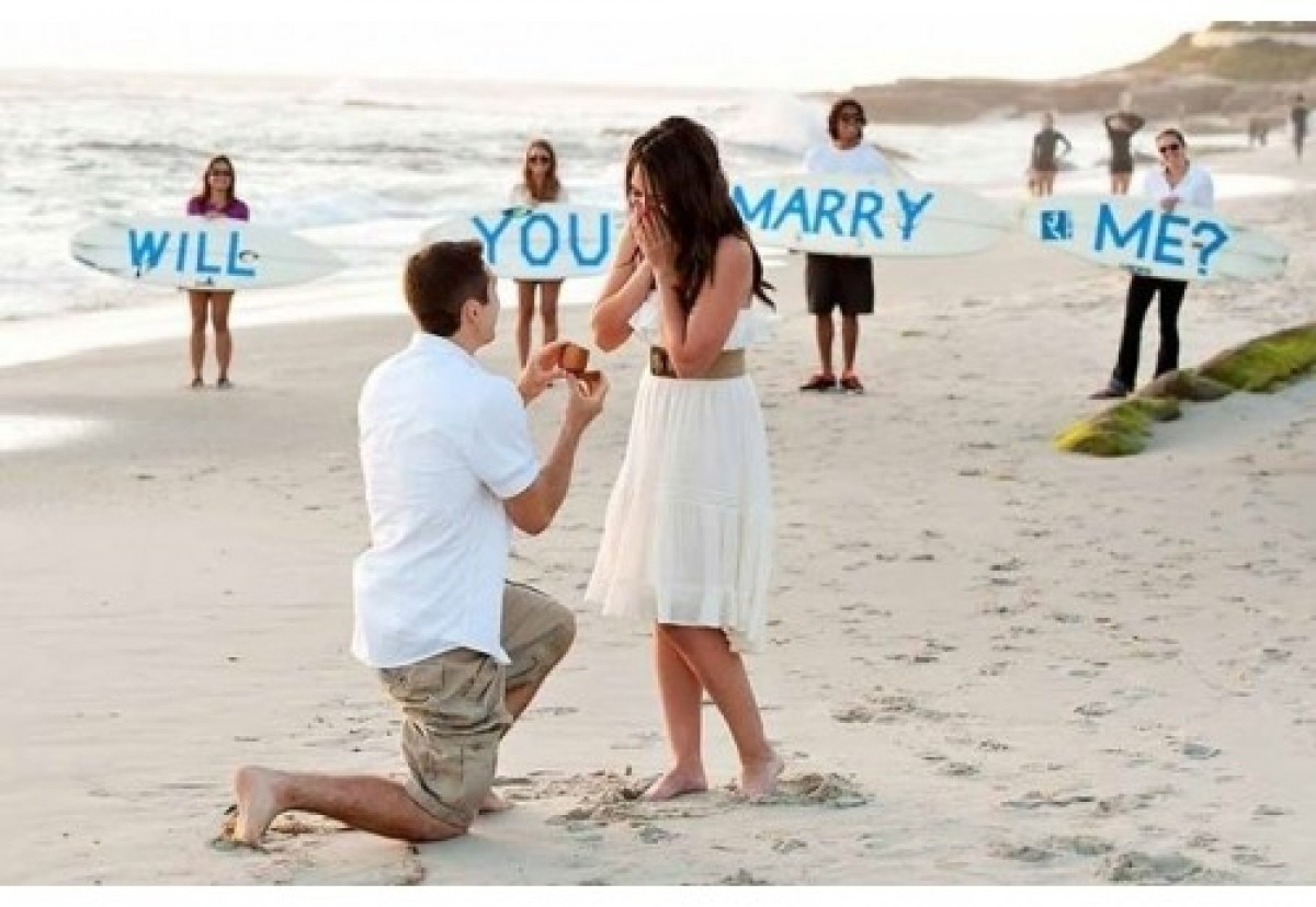 7 Ideas for Surprising Wedding Proposal! Wedding Proposals