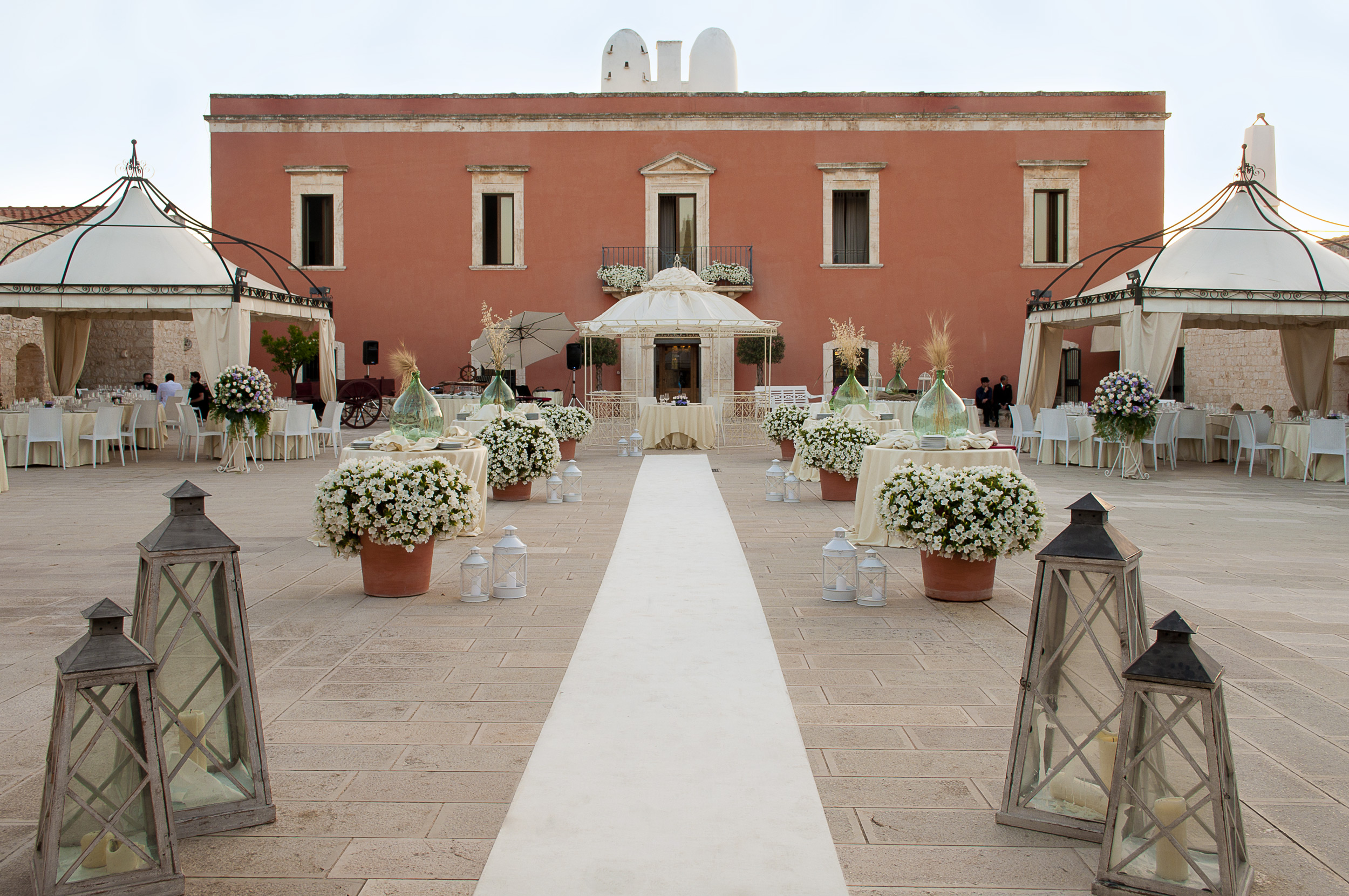 Matrimonio Country Chic Napoli : Le migliori location per matrimonio country chic a bari