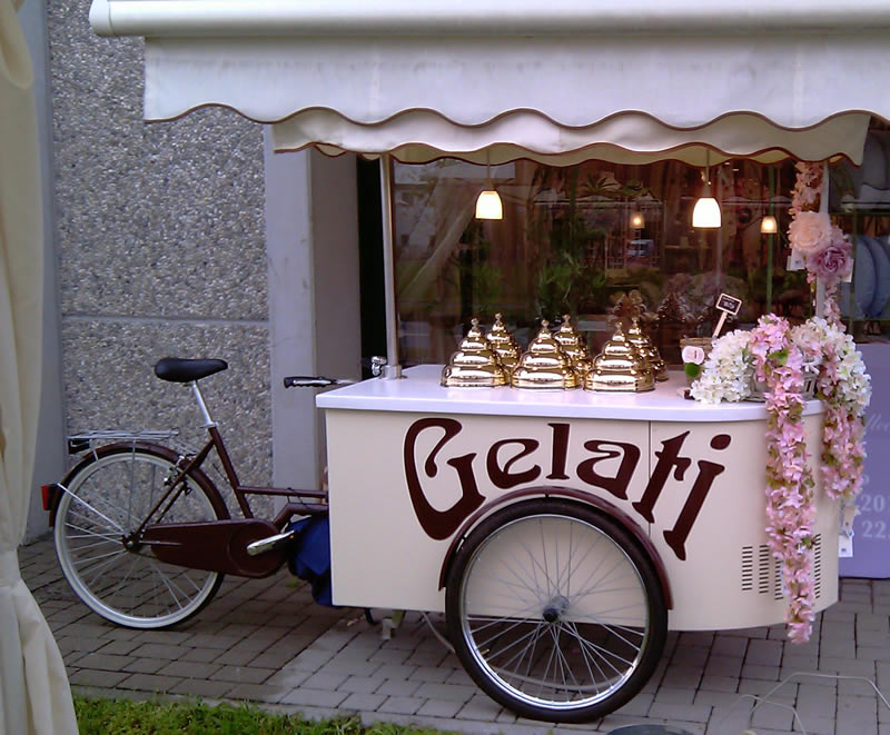 street food carretto dei gelati matrimonio