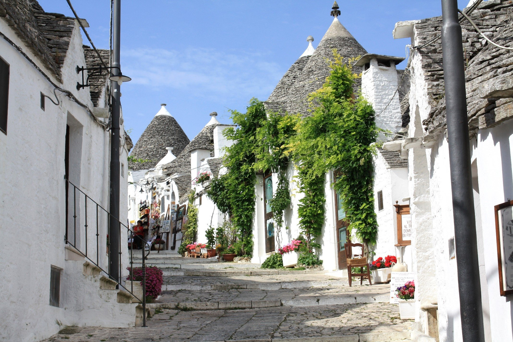 Alberobello - places in Apulia