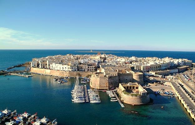 Gallipoli - places in Apulia