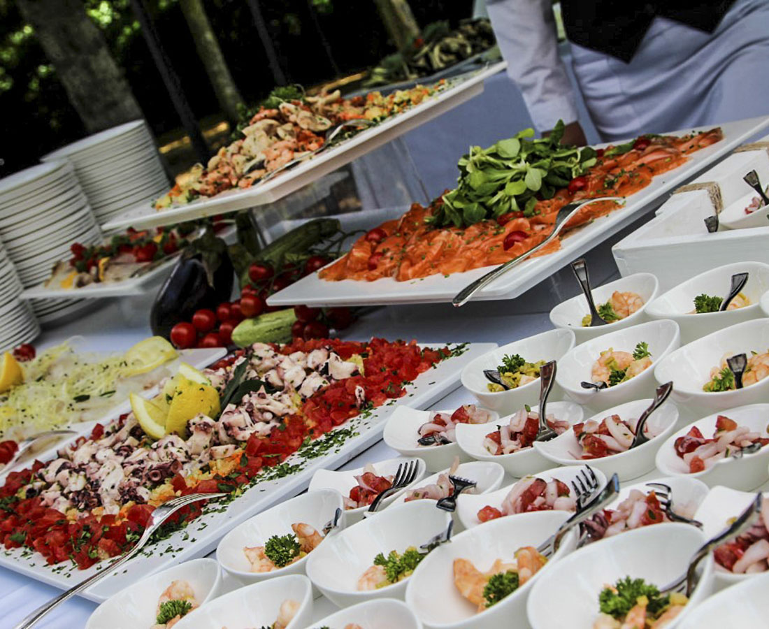 typical Apulian must-have dishes -apulian wedding buffet
