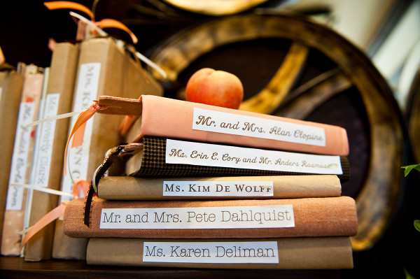 7 Inspirational Ideas For Your Book Themed Wedding