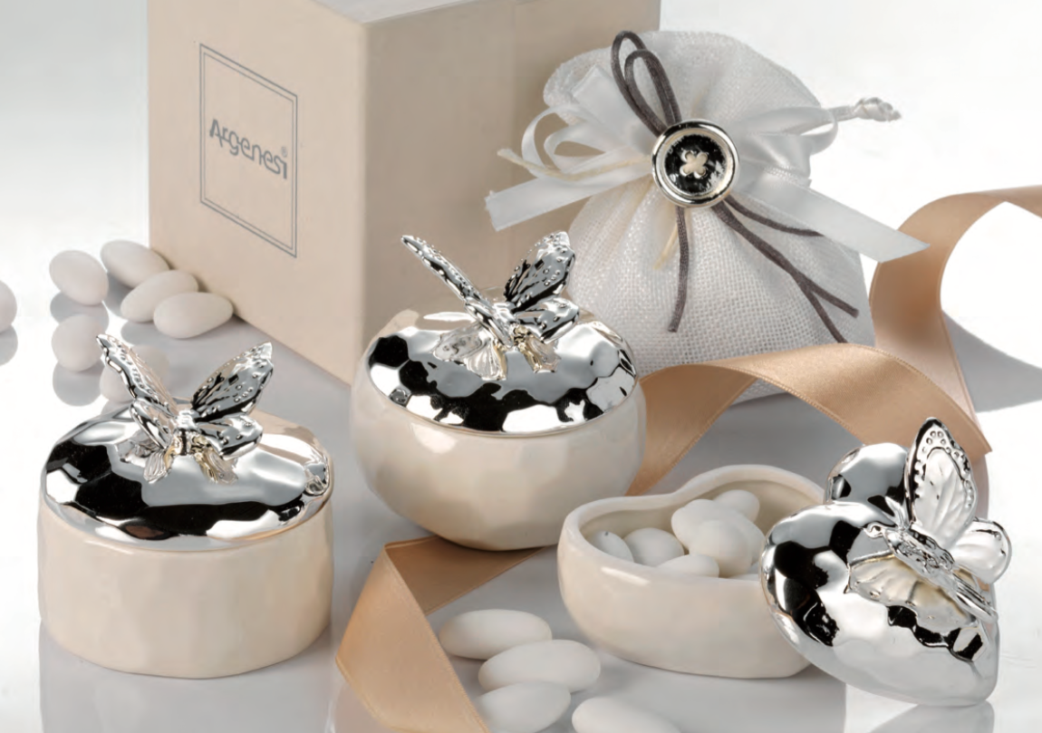 Italian Wedding Gifts: Italian Bomboniere: Not Simply Wedding Favors