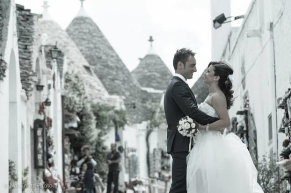 Wedding photographers in Apulia