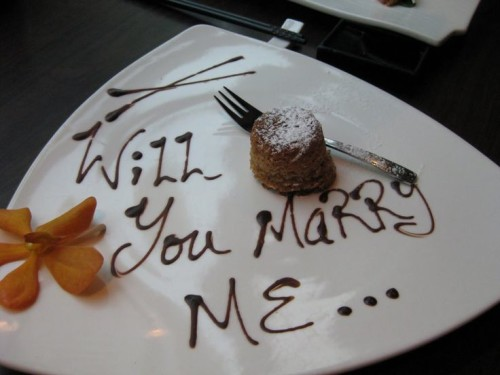 7 Ideas For Surprising Wedding Proposal
