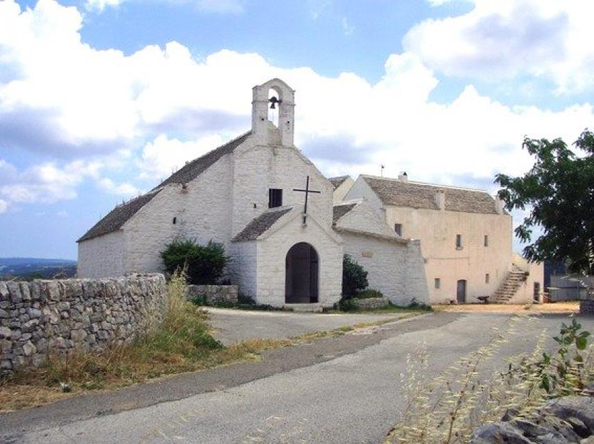 Noci, Barsento church