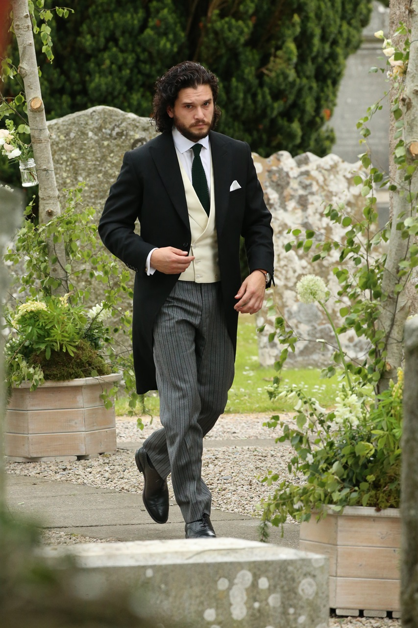Kit Harington tight